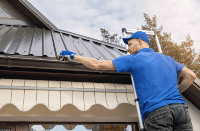 gutter cleaning in johns creek
